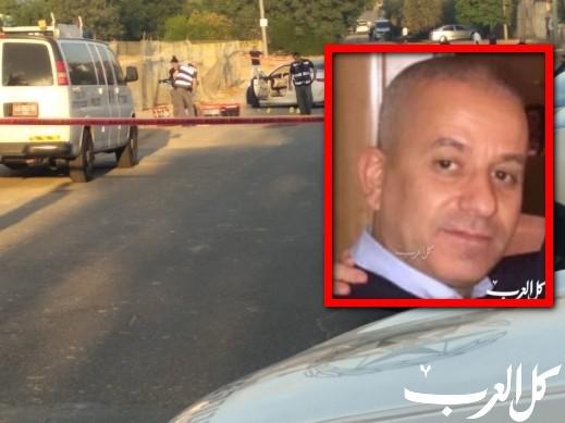 الرملة: مصرع محمود عبد الحليم المغربي رميا بالرصاص