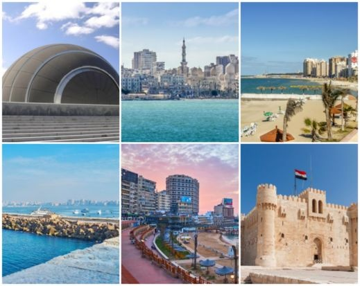 السياحة في الاسكندرية.. المدينة المليئة بالحياة