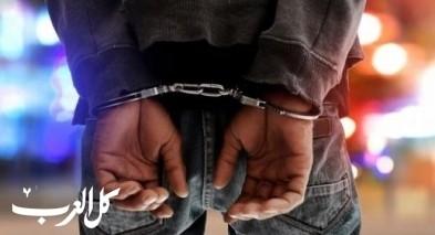 اعتقال مشتبه من عكا بمحاولة سرقة بنك بالمركز
