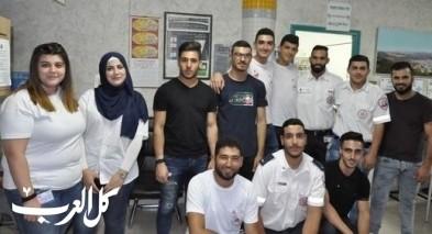 اختتام حملة التبرع بالدم بمركز ريم الطبي