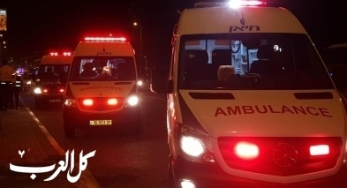 يركا: اصابة شقيقين بجراح خطيرة ومتوسطة