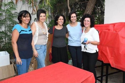 جمعية سنبدأ في الناصرة تهني اسبوعاً حافلاً بالبرامج