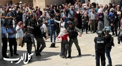 الأردن يحتج على انتهاكات اسرائيل: نطالب بوقف الاعتداء