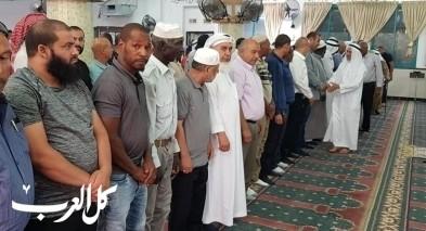 رهط: الحركة الاسلامية رهط تنظم لقاء معايدة