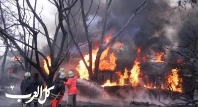 ضحايا انفجار صهريج الوقود في تنزاينا يرتفع لـ69 قتيلا