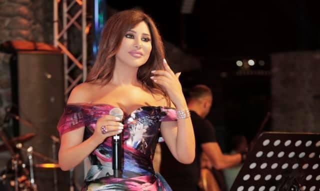 نجوى كرم تعود إلى سوريا بحفل ساهر..صور