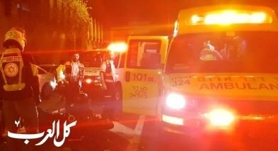 مصرع سائق دراجة نارية بحادث قرب الرامة