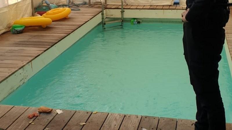 وفاة طفل غرقا ببركة سباحة في اريحا