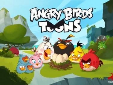 مسلسل Angry Birds Toons الحلقة 3 كرتون HD انتاج 2013
