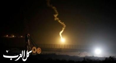 طائرات اسرائيلية تقصف مواقعا لحماس في غزة