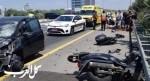 المركز: إصابة شابين إثر حادث طرق