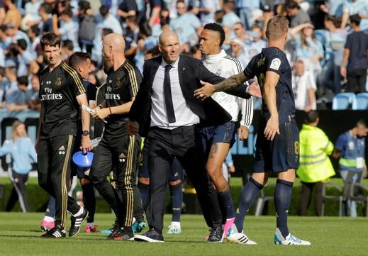زيدان: جاريث بيل سيبقى في ريال مدريد