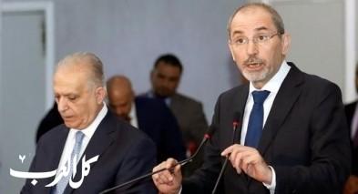 الاردن يوصي باعادة النظر في طرد السفير الاسرائيلي