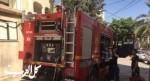 النقب: حريق في مبنى سكني في بلدة أبو قرينات