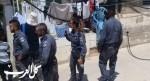 الشرطة الاسرائيلية تداهم ضواحي اللقية وتلصق إنذارات