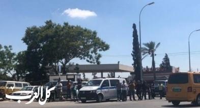 نقل جثمان العامل محمد غنّام للأراضي الفلسطينية