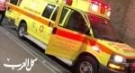 الطيرة: إصابة شاب بجراح خطيرة إثر تعرّضه للطعن