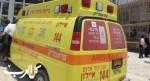 ريشون لتسيون: إصابة عامل في موقع بناء وحالته خطيرة