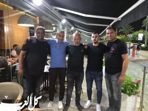 انضمام حسيب أبو ركن لهبوعيل عرعرة