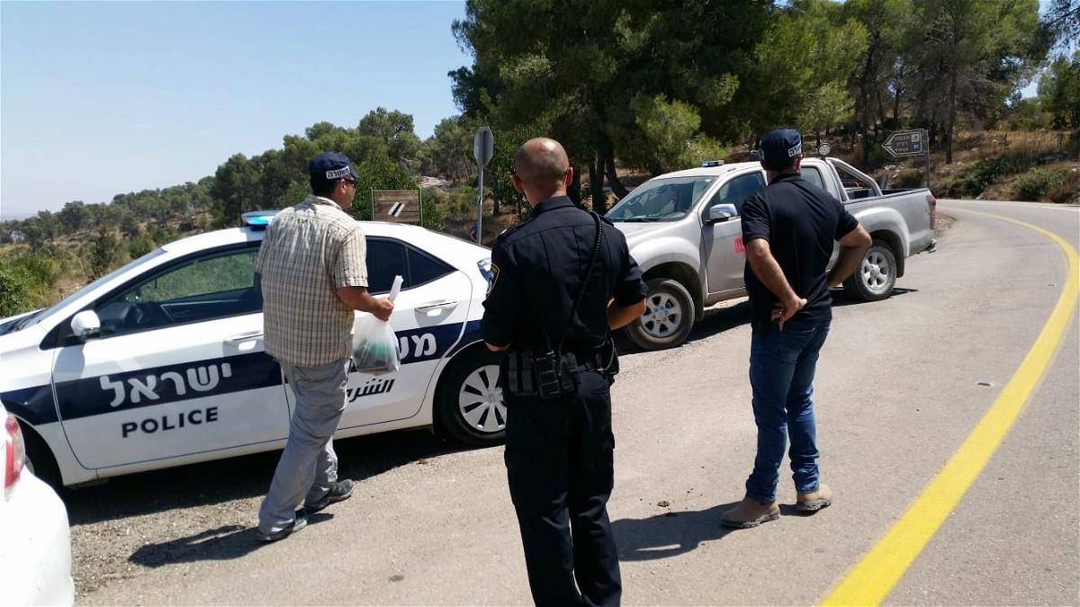 اعتقال 11 مشتبهًا من جنين والرينة وشفاعمرو