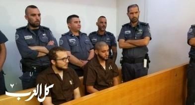 اتهام امين ياسين وعلي عرموش من طمرة بتأييد داعش