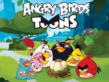 مشاهدة مسلسل Angry Birds Toons الحلقة 8