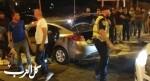 اصابة 5 اشخاص بحادث طرق مروع على شارع 85