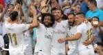 ريال مدريد يتعادل مع بلد الوليد في ملعب سانتياجو