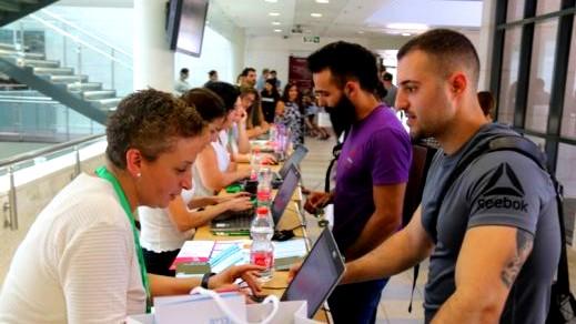 كلية تل حاي تنظم يوما مفتوحا بمشاركة مئات الطلاب