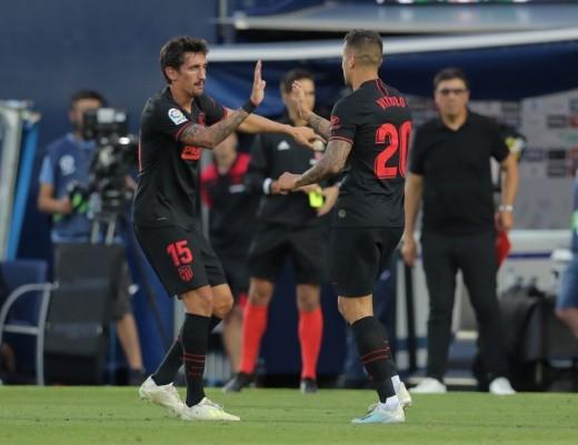 أتلتيكو مدريد يفوز على ليجانيس ويقفز للصدارة