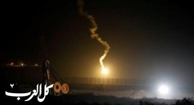 اسرائيل تقصف عدة اهداف في غزة
