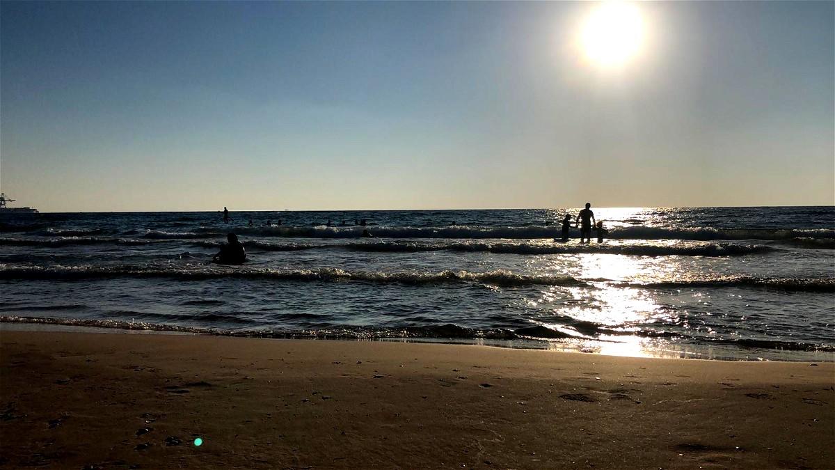 غرق شاب من ام الفحم في شاطئ بالقرب من قيسارية