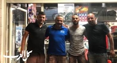 إتحاد أبناء شفاعمرو يضم اللاعب نور أبو جليل