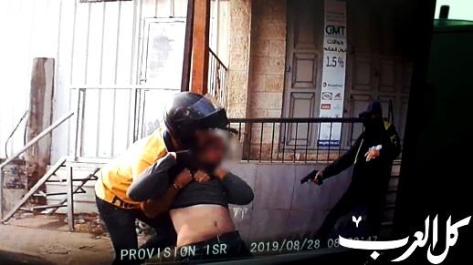 سطو مسلح على محل للصرافة في باقة الغربية