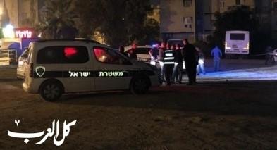 مقتل رجل خلال شجار قرب مجمع تجاري في أشكلون