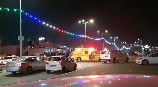 مجد الكروم: اصابة شاب بجراح خطيرة باطلاق نار