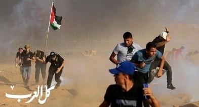 غزة تستعد للجمعة الـ72من مسيرات العودة الوفاء للشهداء