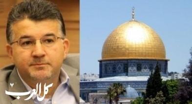 جبارين: نتنياهو يبرم اتفاقيات للمس بالمسجد الأقصى