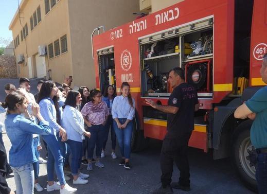 توصيات سلطة الإطفاء عشية افتتاح العام الدراسي