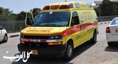 إصابة طفلة جراء تعرضها للدغة أفعى بمنطقة العفولة
