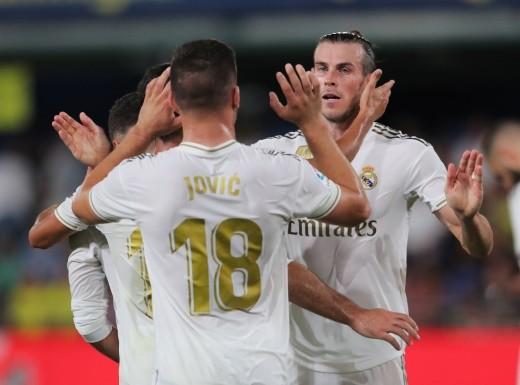 جاريث بيل ينقذ ريال مدريد من الهزيمة أمام فياريال