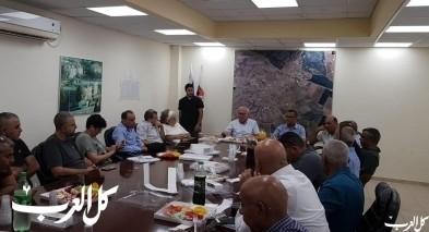 وزير الزّراعة يفتتح العام الدّراسي في اللّقية