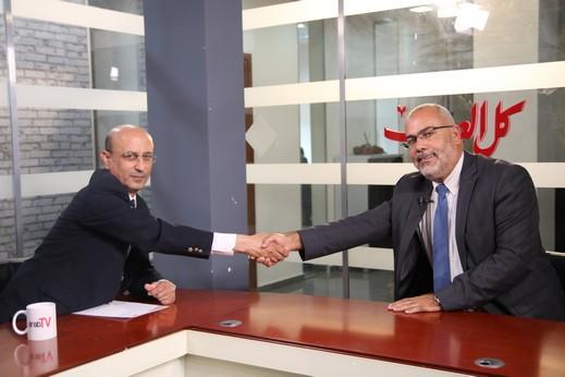 أسامة السعدي بلقاء لـarabTV