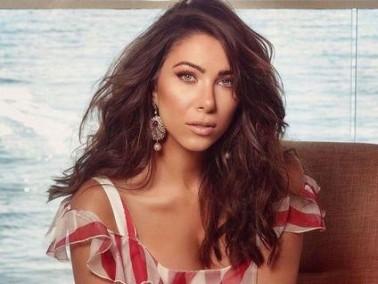 اللبنانية الحسناء دانييلا رحمة تلعب بطولة مسلسل جديد بإنتاج ضخم
