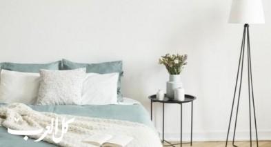 نصائح مهمة لتنسيق غرف النّوم
