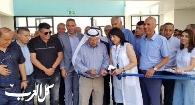 كفرمندا تحتفل بافتتاح مدرسة الحكمة الإعدادية