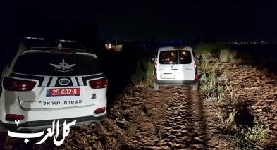 اصابة شاب عربي من المثلث باطلاق نار بمنطقة الشارون