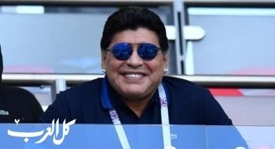 مارادونا يثق بقدراته بتدريب خيمناسيا الأرجنتيني