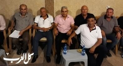 ديرحنا: صلح بين ال خميس وجيرانهم من آل ابراهيم