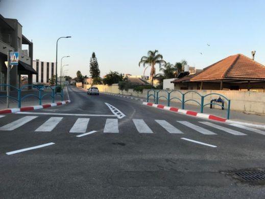 كفرقرع: تعليم اشارات المرور لتسهيل عبور الطلاب